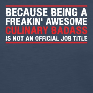 Because being a freakin awesome - Women's Premium Long Sleeve T-Shirt