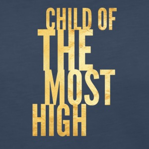 Child of the most high - Women's Premium Long Sleeve T-Shirt