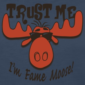 Fame Moose - Women's Premium Long Sleeve T-Shirt