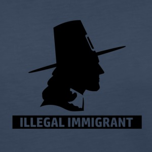 Illegal Immigrant designs - Women's Premium Long Sleeve T-Shirt