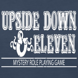 Upside Down and Eleven - Women's Premium Long Sleeve T-Shirt