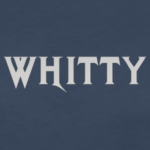 WHITTY - Women's Premium Long Sleeve T-Shirt