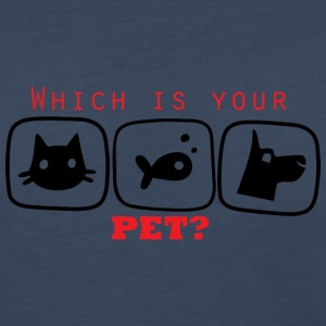 Which is you Pet - Women's Premium Long Sleeve T-Shirt