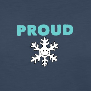Proud precious little snowflake - Women's Premium Long Sleeve T-Shirt