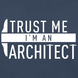 Trust me i'm an architect - Women's Premium Long Sleeve T-Shirt