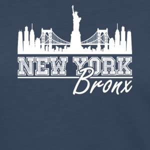 Newyork Bronx Shirt - Women's Premium Long Sleeve T-Shirt