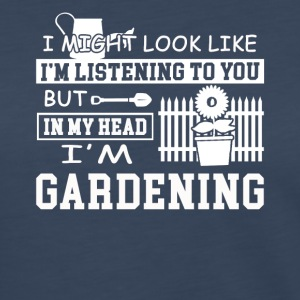 Gardening Tee Shirt - Women's Premium Long Sleeve T-Shirt