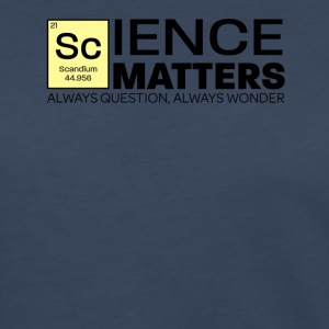 Show Them Science Matters - Women's Premium Long Sleeve T-Shirt