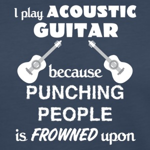 Acoustic Guitar Love Gift- cool shirt,geek hoodie, - Women's Premium Long Sleeve T-Shirt