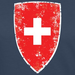 Swiss Flag - Women's Premium Long Sleeve T-Shirt
