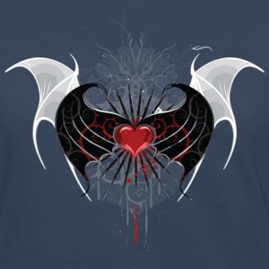 Bleeding vamp heart - Women's Premium Long Sleeve T-Shirt