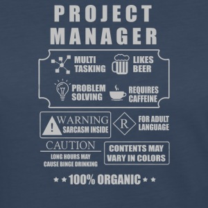 Project Manager - Women's Premium Long Sleeve T-Shirt