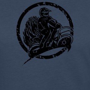 Motocross Rider - Women's Premium Long Sleeve T-Shirt