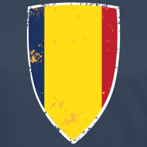 Flag of Romania - Women's Premium Long Sleeve T-Shirt