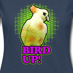 bird up - Women's Premium Long Sleeve T-Shirt