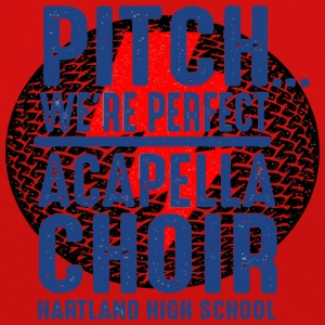 PITCH WE RE PERFECT ACAPELLA CHOIR HARTLAND HIGH S - Women's Premium Long Sleeve T-Shirt