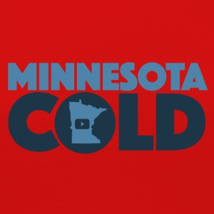 Minnesota Cold Logo - Women's Premium Long Sleeve T-Shirt