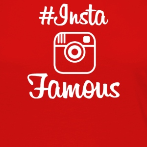 Insta Famous - Women's Premium Long Sleeve T-Shirt