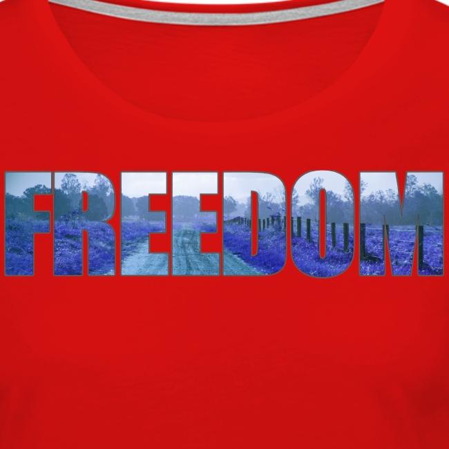 Freedom Photography Style