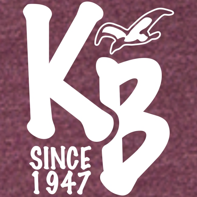 Kure Beach Day-White Lettering-Front and Back