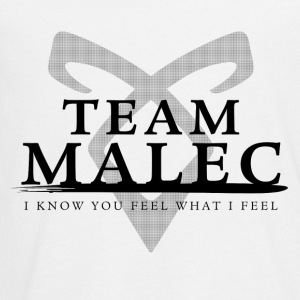 Shadowhunters - Team Malec - Kids' Premium Long Sleeve T-Shirt