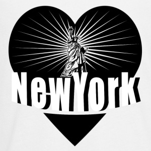 New York in Love - Kids' Premium Long Sleeve T-Shirt