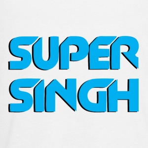 SUPER SINGH - Kids' Premium Long Sleeve T-Shirt
