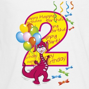 second birthday - Kids' Premium Long Sleeve T-Shirt
