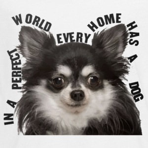 Chihuahua In Every Home - Kids' Premium Long Sleeve T-Shirt