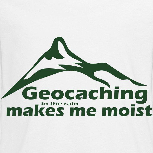 Geocaching in the Rain