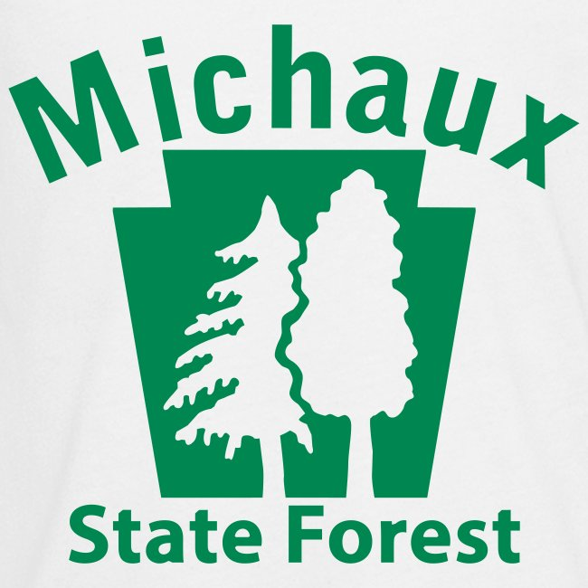 Michaux State Forest Keystone (w/trees)