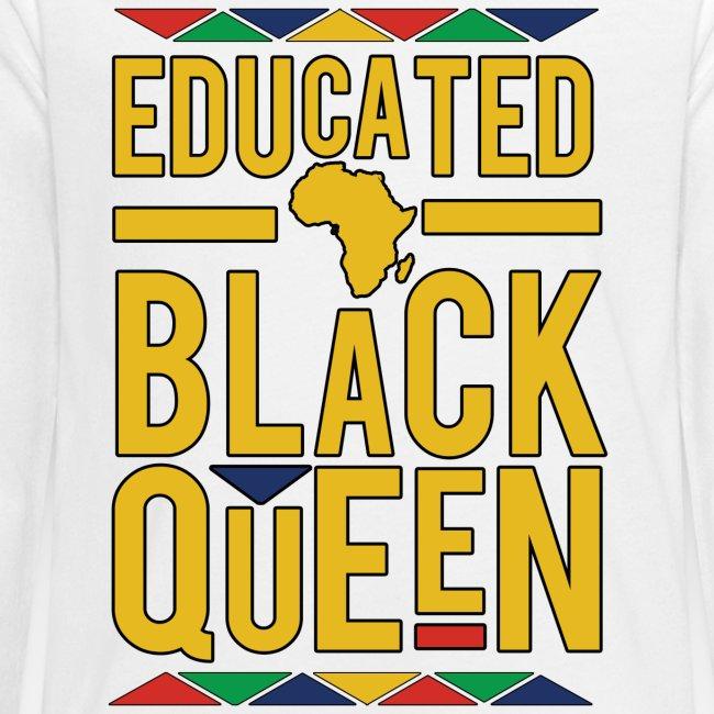 Dashiki Educated BLACK Queen