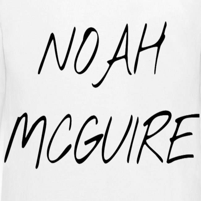 Noah McGuire Merch