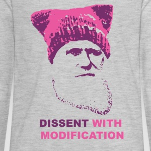 Dissent with modification - light - Kids' Premium Long Sleeve T-Shirt