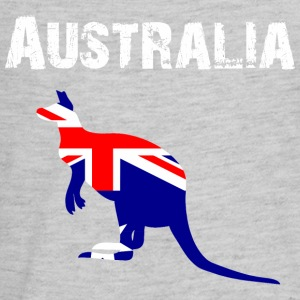 Nation-Design Australia Kangaroo - Kids' Premium Long Sleeve T-Shirt