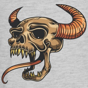 demon_with_tongue - Kids' Premium Long Sleeve T-Shirt