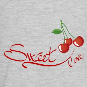 sweet love cherry - Kids' Premium Long Sleeve T-Shirt