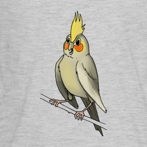 parakeet finch budgerigar budgie parot dove bird - Kids' Premium Long Sleeve T-Shirt