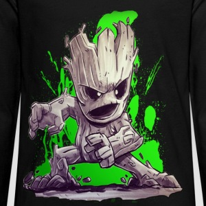 BABY GROOT - Kids' Premium Long Sleeve T-Shirt