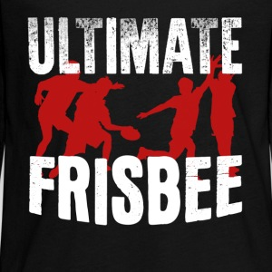 Ultimate Frisbee Shirt - Kids' Premium Long Sleeve T-Shirt