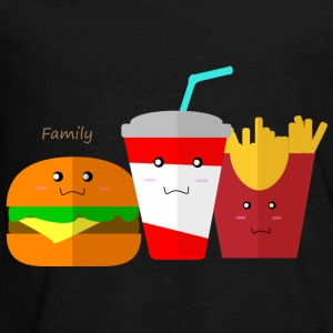 Family food - Kids' Premium Long Sleeve T-Shirt
