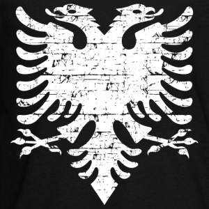 Albanian Eagle Designs - Kids' Premium Long Sleeve T-Shirt