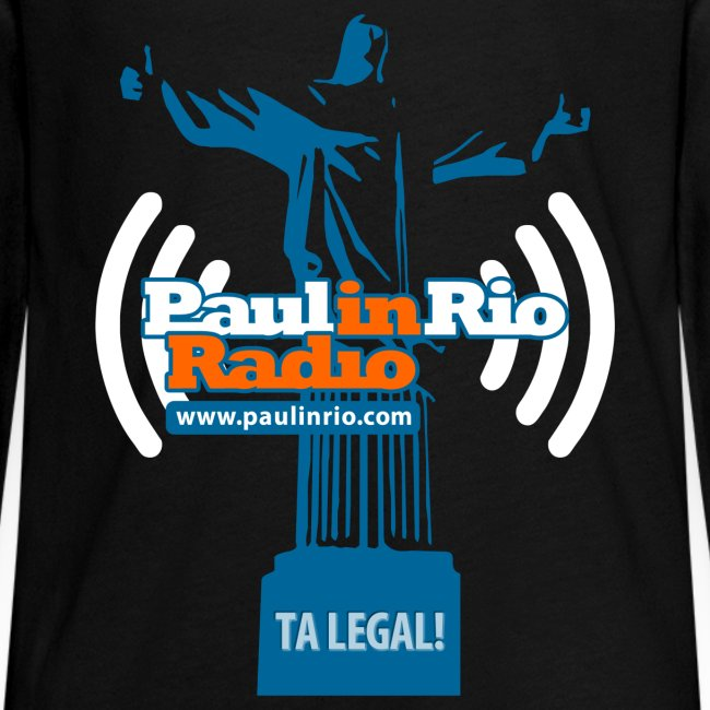 Paul in Rio Radio - The Thumbs up Corcovado #2