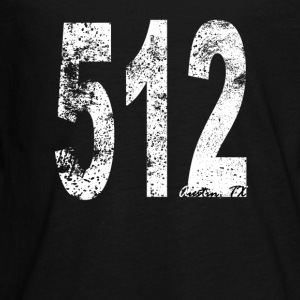 Vintage Austin Area Code 512 - Kids' Premium Long Sleeve T-Shirt
