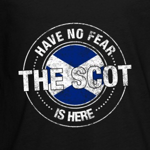 Have No Fear The Scot Is Here Shirt - Kids' Premium Long Sleeve T-Shirt