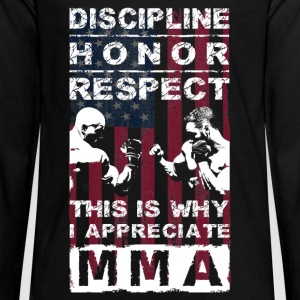 MMA Dress - Kids' Premium Long Sleeve T-Shirt