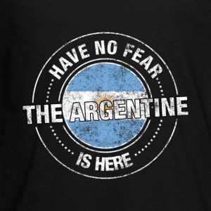 Have No Fear The Argentine Is Here - Kids' Premium Long Sleeve T-Shirt