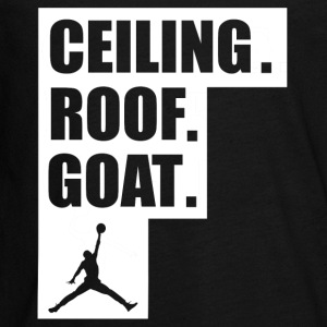 ceiling roof goat shirt - Kids' Premium Long Sleeve T-Shirt