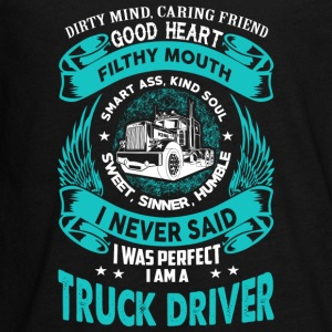 Perfect Truck Driver - Kids' Premium Long Sleeve T-Shirt