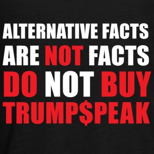 ALTERNATIVE FACTS ARE NOT FACTS - Kids' Premium Long Sleeve T-Shirt